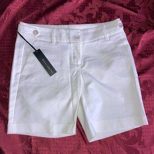 Willi Smith White Shorts, Size 2